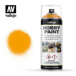 AV 28018 Amarillo SoleadoColor base primario para colores de fantasía y modelismo en general.