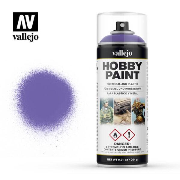 AV 28025 Púrpura AlienígenaColor base primario para colores de fantasía y modelismo en general.