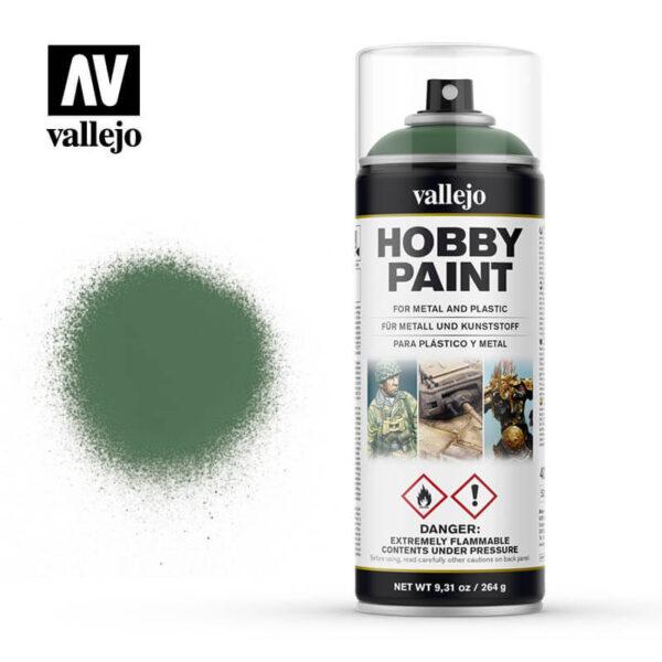 AV 28028 Verde AsquerosoColor base primario para colores de fantasía y modelismo en general.
