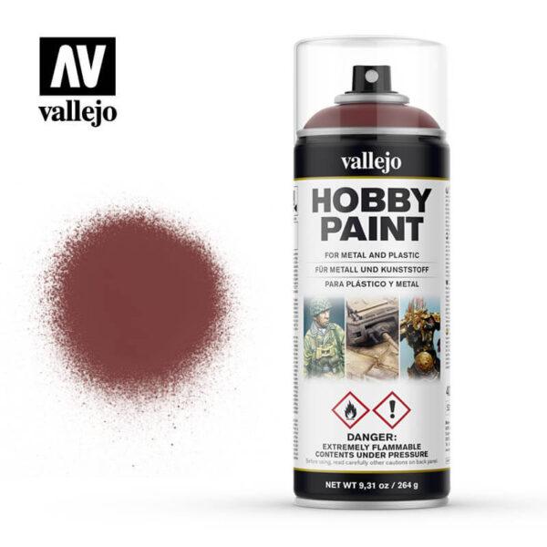 AV 28029 Rojo VisceralColor base primario para colores de fantasía y modelismo en general.