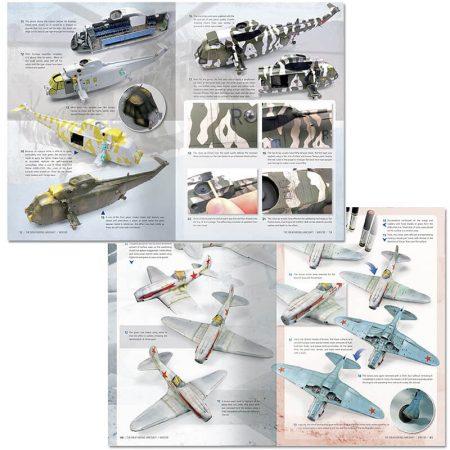 amig 5112 The Weathering Aircraft Nº012 -Invernales-Los aparatos destinados en zonas invernales son una excusa para que los modelistas podamos poner en práctica gran cantidad de efectos y desgastes que se pueden imitar sobre ellos