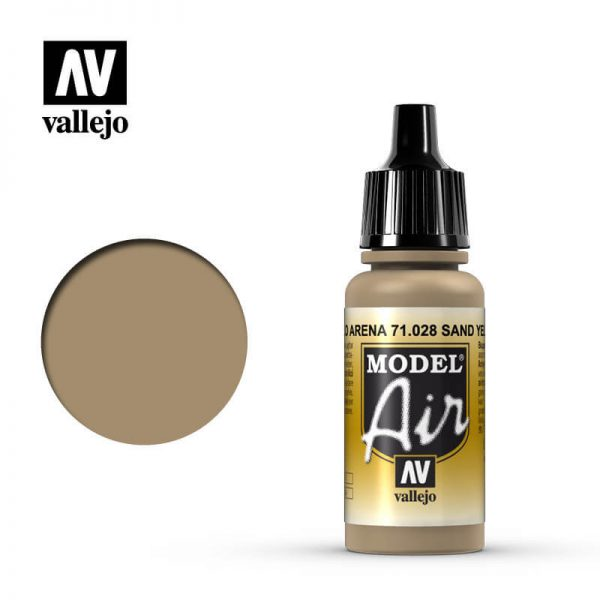 MA 71028 Amarillo Arena - Sand Yellow 17ml