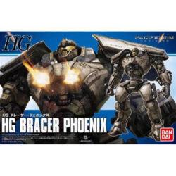 bandai 0224498 HG Bracer Phoenix 1/144Pacific Rim Up RisingKit en plástico para montar.
