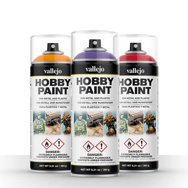 Hobby Spray Paint