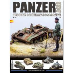 Panzer Aces Vol 059Especial Vehículos Blindados Ligeros