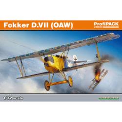 Fokker D. VII (OAW) ProfiPACK BoxArt