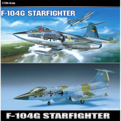 academy 12443 F-104G Starfighter 1/72