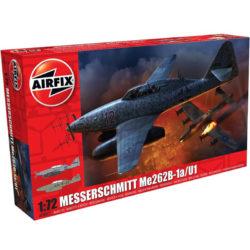airfix a04062 Messerschmitt Me 262B-1a Escala 1/72
