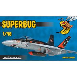 eduard 11129 F/A-18E Superbug Limited Edition maqueta en escala 1/48