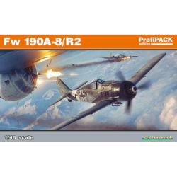 eduard 82145 Focke-Wulf Fw 190A-8/R2 profiPACK maqueta escala 1/48