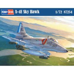 hobby boss 87254 Douglas A-4E Sky Hawk maqueta escala 1/72