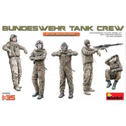 miniart 37032 Bundeswehr Tank Crew escala 1/35
