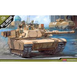 academy 13202 M1A1 Abrams Iraq 2003 maqueta escala 1/35