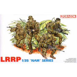 dragon 3303 LRRP (U.S. Army Long Range Recon Patrol) figuras escala 1/35