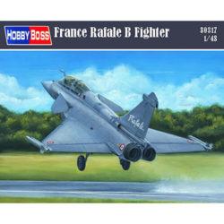 hobby boss 80317 France Rafale B Fighter maqueta escala 1/48