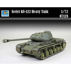 Soviet KV-122 Heavy Tank 1/72