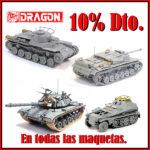 Oferta 10% Dto en maquetas dragon