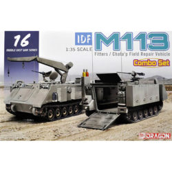 dragon 3622 IDF M113 Fitters & Chata'p Field Repair Vehicle Middle East War Series Combo Set maquetas escala 1/35