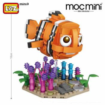 Loz Mini 1613 Buscando a Nemo 290 pcs