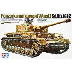 tamiya 35181 German Sd.Kfz.161/2 Panzerkampfwagen IV Ausf.J maqueta escala 1/35