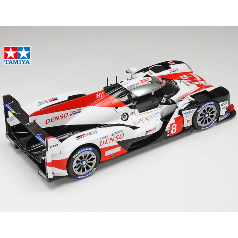 tamiya 24349 TOYOTA GAZOO Racing TS050 HYBRID maqueta escala 1/24