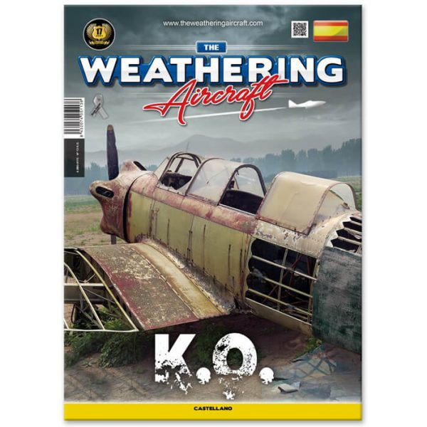 AMIG 5113 The Weathering Aircraft Nº013 -KO- 66 Paginas en castellano