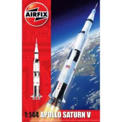 airfix a11170 Apollo Saturn V maqueta en plástico para montar y pintar escala 1/144