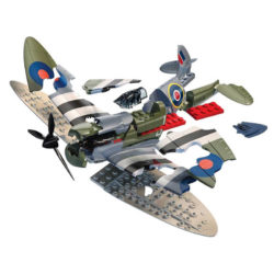 airfix j6045 D Day Spitfire QUICK BUILD