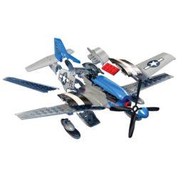 airfix j6046 D-Day P-51D Mustang QUICK BUILD