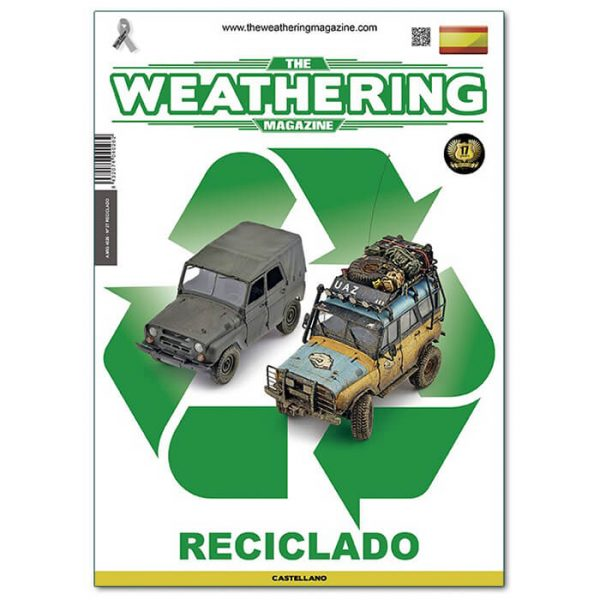 ammo 4026 The Weathering Magazine Nº027 Reciclado revista en castellano