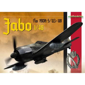 Jabo Fw 190A-5/U3-U8 Limited Edition maqueta escala 1/48 de Eduard 11131