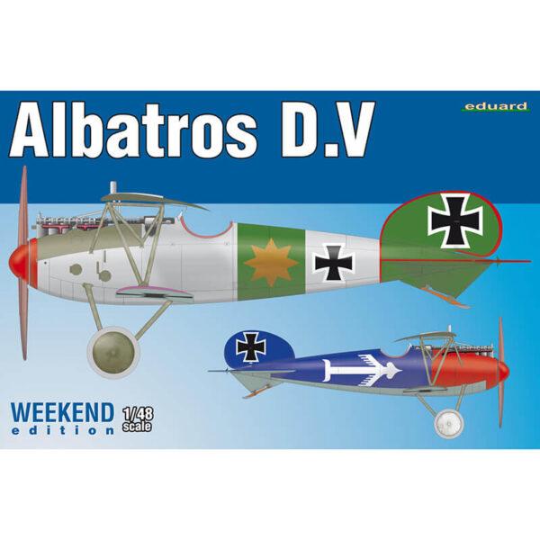 Albatros D. V Weekend Edition maqueta escala 1/48