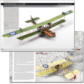 gm-as3 accion press Airplanes in Scale - Primera Guerra Mundial 144 paginas texto en castellano