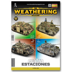 AMIG 4027 The Weathering Magazine Nº028 Cuatro Estaciones