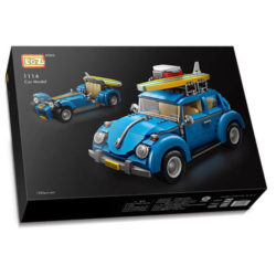 Loz Mini 1114 VW Beetle/Caterham 2-in-1