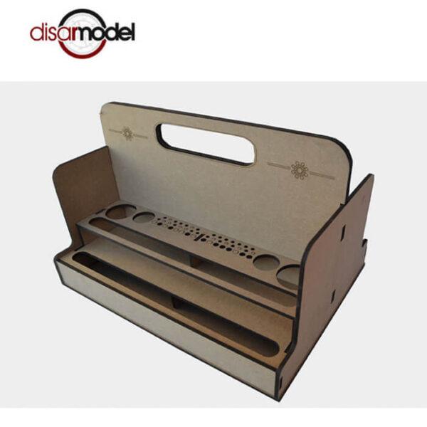 disarmodel 44016 Maletín del Modelista kit en madera