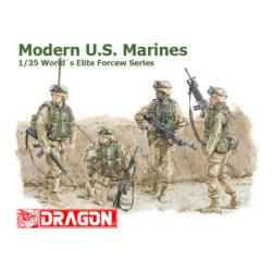 dragon 3027 Modern US Marines figuras escala 1/35