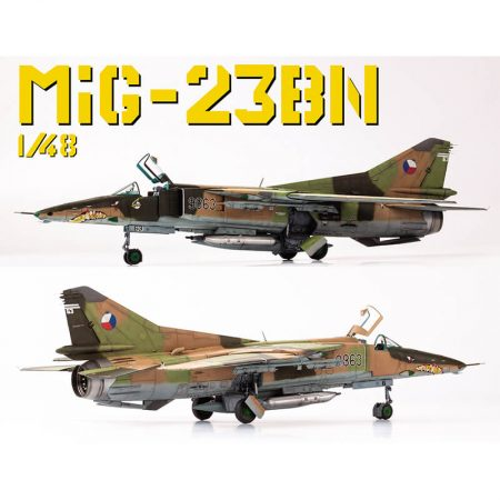eduard 11132 MiG-23BN Limited Edition maqueta escala 1/48