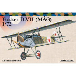 eduard 2128 Fokker D. VII (MÁG) Limited Edition maqueta escala 1/72