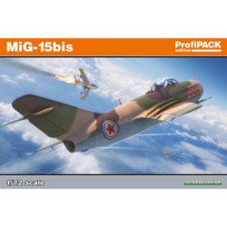 eduard 7059 MiG-15bis profiPACK maqueta escala 1/72