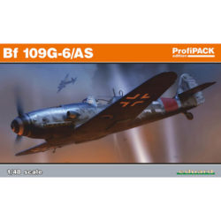 eduard 82163 Messerschmitt Bf 109G-6/ AS profiPACK Edition maqueta escala 1/48