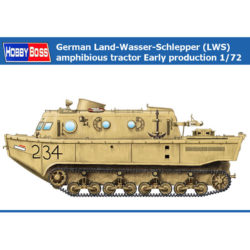 hobby boss 82918 German Land-Wasser-Schlepper LWS Amphibious Tractor Early Production maqueta escala 1/72