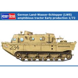 hobby boss 82918 German Land-Wasser-Schlepper LWS Amphibious Tractor Early Production maqueta escala 1/72