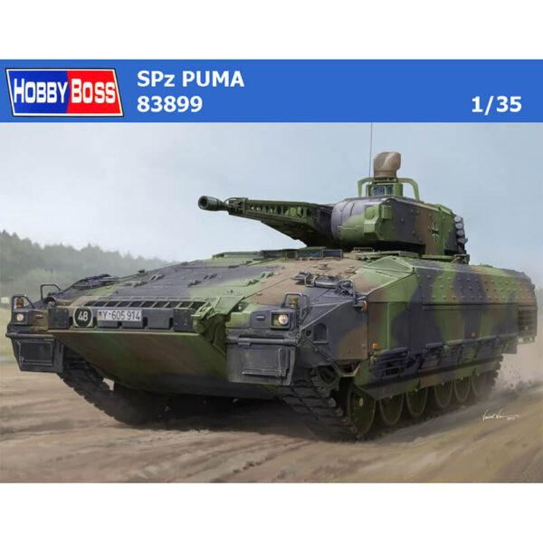 hobby boss 83899 SPz PUMA maqueta escala 1/35