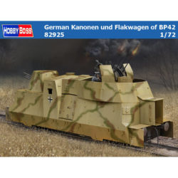 hobby boss 82925 German Kanonen und Flakwagen of BP42