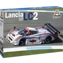 italeri 3641 LANCIA LC2 maqueta escala 1/2