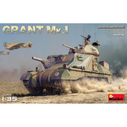 miniart 35276 Grant Mk.I British Medium Tank maqueta escala 1/35