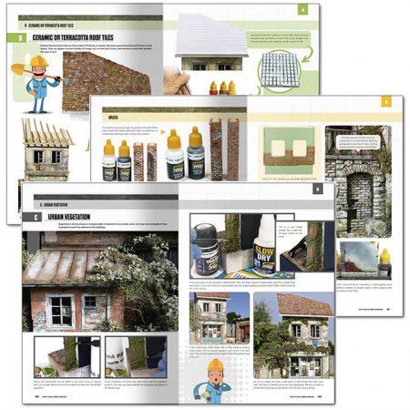 AMIG6216 Escuela de Modelismo: Como hacer Dioramas Urbanos
