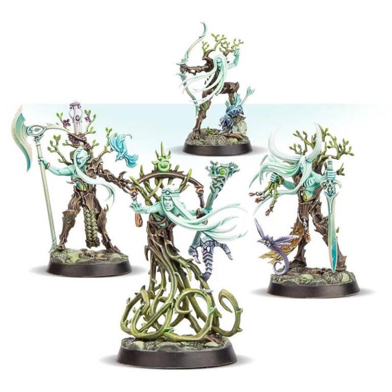 Warhammer Underworlds: Nightvault – Guardianes de Ylthari