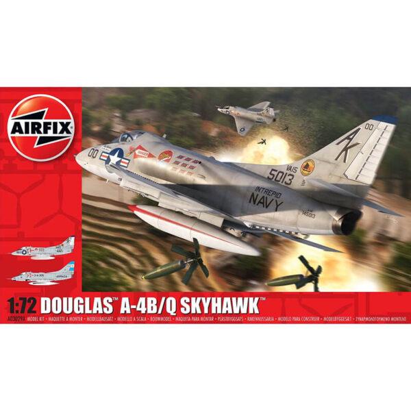 airfix a03029 Douglas A-4B/Q Skyhawk maqueta escala 1/72